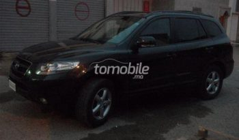 Hyundai Grand Santa Fe 2009 Diesel 115000 Agadir plein
