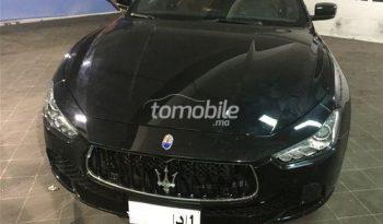 Maserati Ghibli 2014 Diesel 25233 Casablanca plein