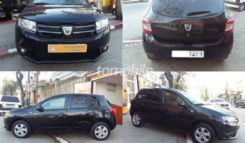 Dacia Sandero 2013 Diesel 60000 Tanger plein