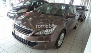Peugeot 308 2015 Diesel 4249 Casablanca plein
