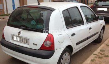 Renault Clio 2003 Essence 84800 Casablanca plein