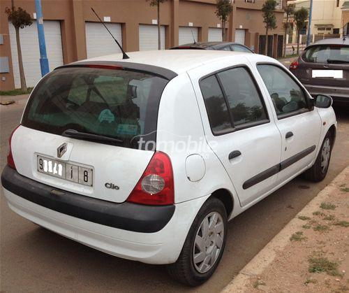 renault clio essence 2003 occasion 84800km casablanca 24869. Black Bedroom Furniture Sets. Home Design Ideas