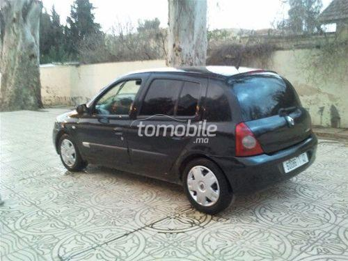 renault clio essence 2007 occasion 215000km oujda 23132. Black Bedroom Furniture Sets. Home Design Ideas
