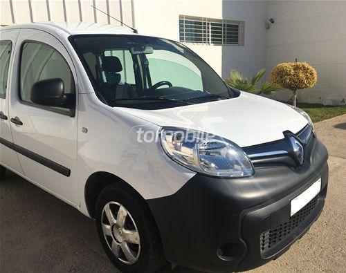 renault kangoo diesel 2016 occasion 44700km t touan 24269. Black Bedroom Furniture Sets. Home Design Ideas