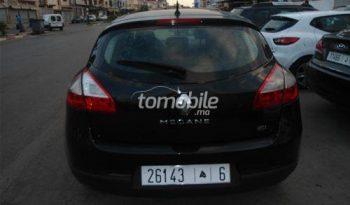 Renault Megane 2014 Diesel 77000 Rabat plein