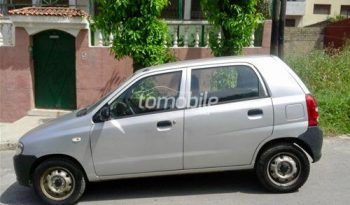 suzuki alto essence 2010 occasion 120000km casablanca 24936. Black Bedroom Furniture Sets. Home Design Ideas