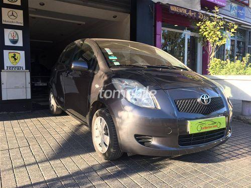 toyota auris 2008 essence 80000 casablanca. Black Bedroom Furniture Sets. Home Design Ideas
