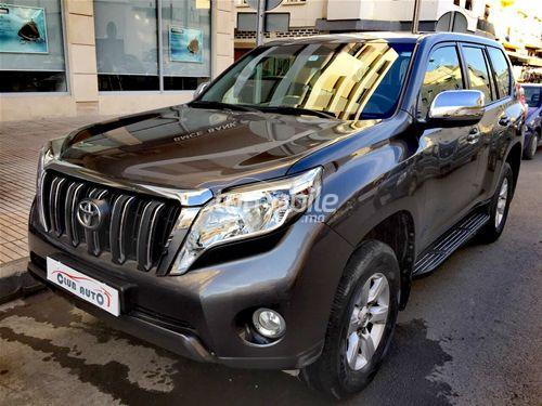 toyota prado diesel 2014 occasion 70000km casablanca 17123. Black Bedroom Furniture Sets. Home Design Ideas