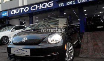 Volkswagen Beetle 2015 Diesel 20000 Casablanca plein