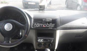 Volkswagen Bora 2004 Diesel 200000 Agadir plein