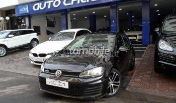 Volkswagen Golf 2014 Diesel 45000 Casablanca
