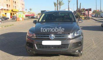 Volkswagen Touareg 2012 Diesel 90000 Marrakech
