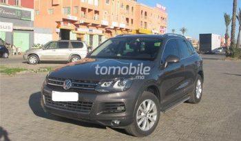 Volkswagen Touareg 2012 Diesel 90000 Marrakech plein