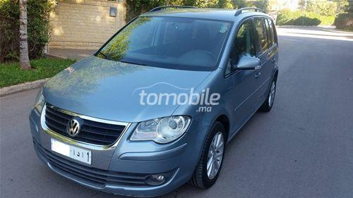 volkswagen touran diesel 2008 occasion 140000km casablanca 18579. Black Bedroom Furniture Sets. Home Design Ideas