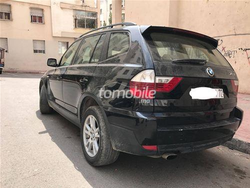 bmw x3 essence 2008 occasion 120000km casablanca 28980. Black Bedroom Furniture Sets. Home Design Ideas