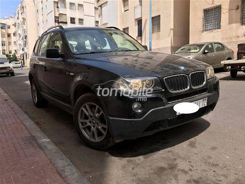 voiture occasion bmw x3 essence. Black Bedroom Furniture Sets. Home Design Ideas
