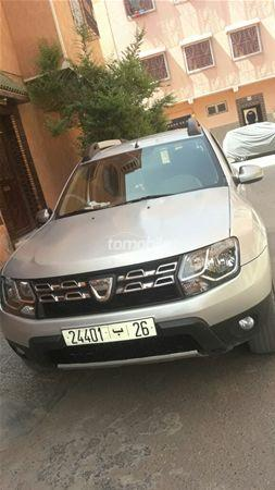 dacia duster diesel 2015 occasion 50900km marrakech 30522. Black Bedroom Furniture Sets. Home Design Ideas