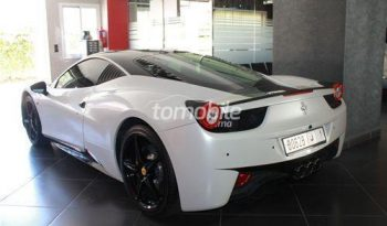 Ferrari 458 2011 Essence  Tanger full