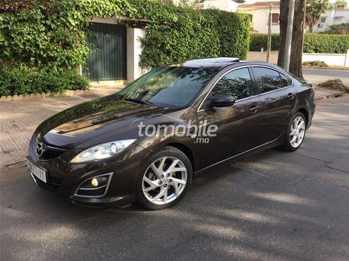 mazda 6 essence 2012 occasion 79000km casablanca 30832. Black Bedroom Furniture Sets. Home Design Ideas