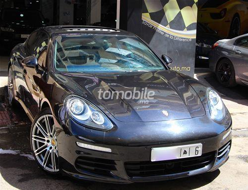 porsche panamera diesel 2014 occasion 67000km casablanca 32340. Black Bedroom Furniture Sets. Home Design Ideas