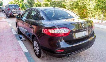 Renault Fluence 2012 Diesel 74000 Marrakech plein