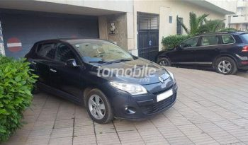 Renault Megane 2012 Diesel 127500 Rabat plein