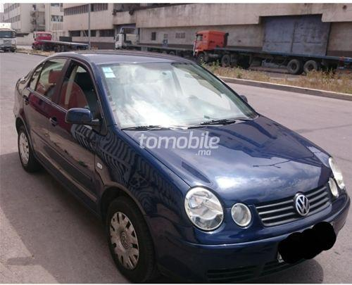 volkswagen polo diesel 2005 occasion 230000km casablanca. Black Bedroom Furniture Sets. Home Design Ideas