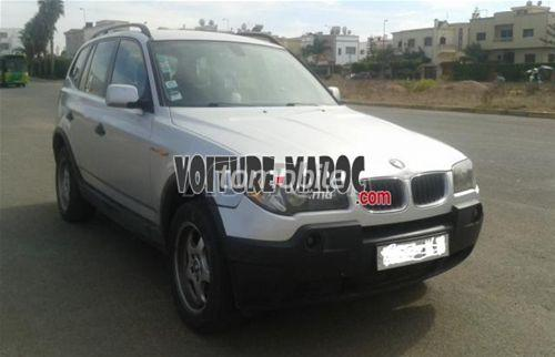 bmw x3 diesel 2005 occasion 282000km mohammedia 32668. Black Bedroom Furniture Sets. Home Design Ideas