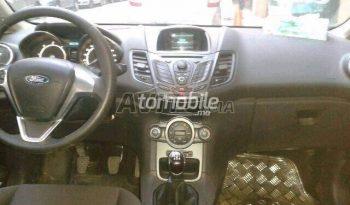 Ford Fiesta 2014 Diesel  Casablanca plein