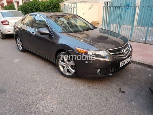 honda accord essence 2008 occasion 122000km casablanca 33401. Black Bedroom Furniture Sets. Home Design Ideas