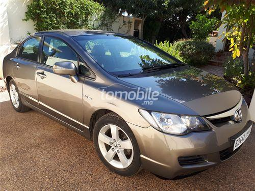 honda civic essence 2007 occasion 151000km rabat 34067. Black Bedroom Furniture Sets. Home Design Ideas
