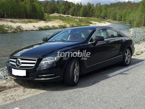 Mercedes benz classe cls 2013 diesel 72000 agadir for Mercedes benz ma