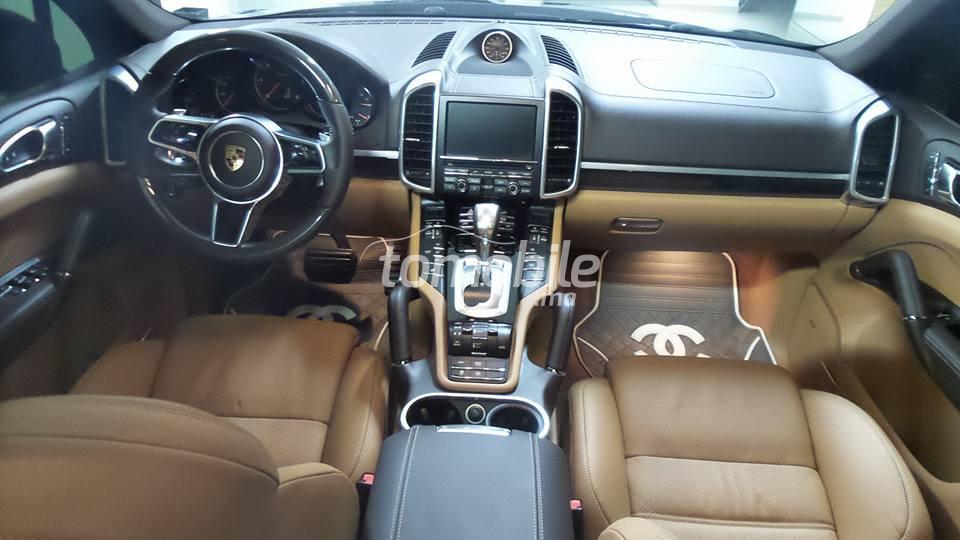 porsche cayenne import neuf diesel 2016 occasion 39000km tanger 33357. Black Bedroom Furniture Sets. Home Design Ideas