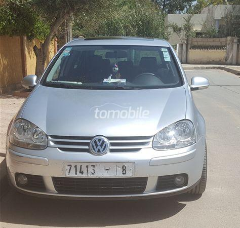 volkswagen golf diesel 2007 occasion 133000km casablanca 33344. Black Bedroom Furniture Sets. Home Design Ideas