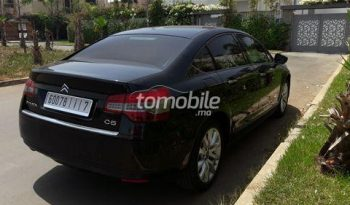 citroen c5 diesel 2011 occasion 90000km casablanca. Black Bedroom Furniture Sets. Home Design Ideas