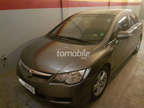 honda civic essence 2008 occasion 83000km casablanca 35295. Black Bedroom Furniture Sets. Home Design Ideas