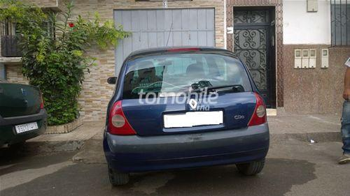 renault clio essence 2003 occasion 142000km casablanca. Black Bedroom Furniture Sets. Home Design Ideas