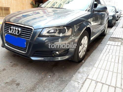 audi a3 diesel 2010 occasion 98000km casablanca 35959. Black Bedroom Furniture Sets. Home Design Ideas
