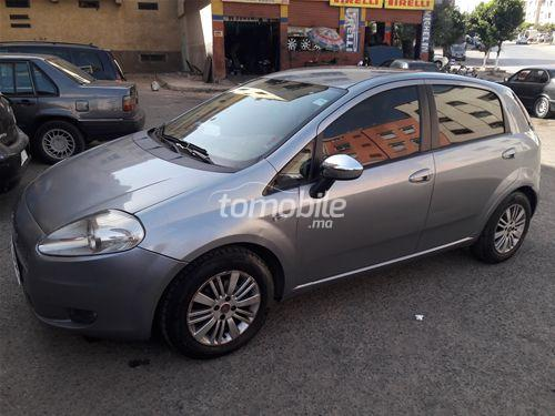 fiat grande punto diesel 2009 occasion 131000km casablanca 36000. Black Bedroom Furniture Sets. Home Design Ideas