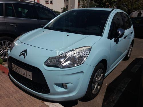 citroen c3 diesel 2012 occasion 120000km casablanca 36863. Black Bedroom Furniture Sets. Home Design Ideas