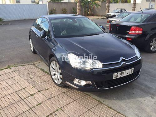 citroen c5 diesel 2011 occasion 102000km 36614. Black Bedroom Furniture Sets. Home Design Ideas