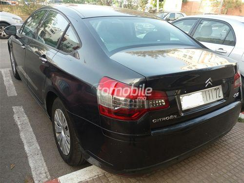 citroen c5 diesel 2012 occasion 107000km casablanca. Black Bedroom Furniture Sets. Home Design Ideas