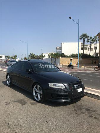 audi rs6 occasion 2010 essence 101000km casablanca 37683. Black Bedroom Furniture Sets. Home Design Ideas