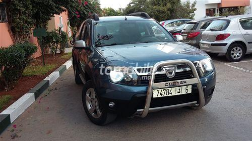 dacia duster diesel 2011 occasion 61000km casablanca 38376. Black Bedroom Furniture Sets. Home Design Ideas
