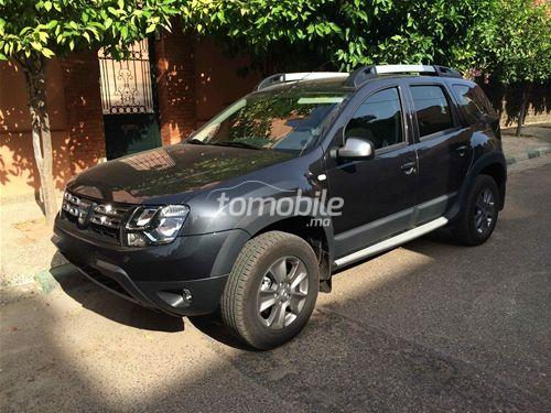 dacia duster occasion 2015 diesel 28000km marrakech 37948. Black Bedroom Furniture Sets. Home Design Ideas