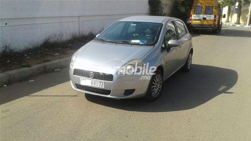fiat grande punto occasion 2010 essence 116000km rabat 38343. Black Bedroom Furniture Sets. Home Design Ideas