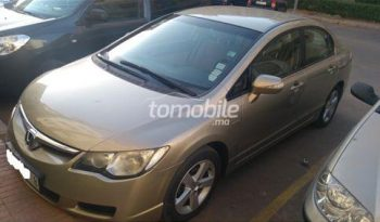 honda civic essence 2008 occasion 130000km casablanca 38381. Black Bedroom Furniture Sets. Home Design Ideas