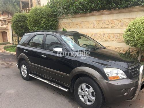kia sorento diesel 2008 occasion 197000km mohammedia. Black Bedroom Furniture Sets. Home Design Ideas