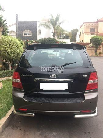 kia sorento occasion 2008 diesel 197000km mohammedia 38388. Black Bedroom Furniture Sets. Home Design Ideas