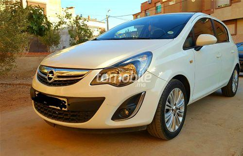 opel corsa diesel 2014 occasion 54000km oujda 37639. Black Bedroom Furniture Sets. Home Design Ideas
